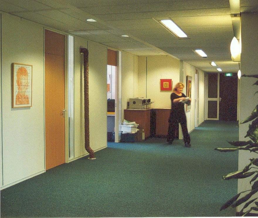 Kunst bij bedrijf CEA in Rotterdam
